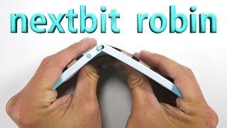 Nextbit Robin Bend Test FAIL - Durability test