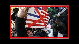 TODAY NEWS - Tens of thousands of Indonesians protest over stance on jerusalem