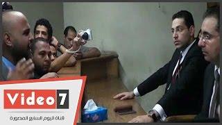 """بالفيديو..مقيم دعوى """"برديس وشاكيرا"""" يطالب بتوقيع أقصى عقوبة عليهم"""
