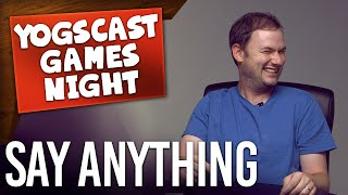 MONKEY BUSINESS - Say Anything (Games Night)