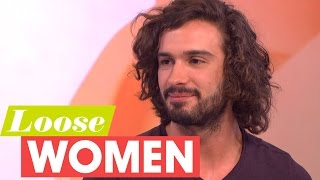 Joe Wicks Questioned About His Romantic Life By Katie Price | Loose Women