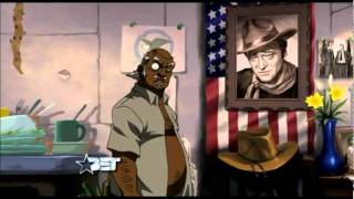 The Boondocks-The Uncle Ruckus Reality Show-Episode 15 (1/2)