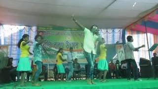 Singrai Soren Live   P.R.M.S.Mahavidyalay, Boragari, Bankura   4/10/2016