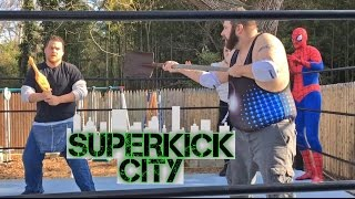 OFFICIAL TRIPLE THREAT TAG TEAM CHAMPIONSHIP MATCH GONE WRONG!