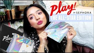 PLAY! BY SEPHORA | Luxe - The All-Star Edition ♡ Cherie Jo