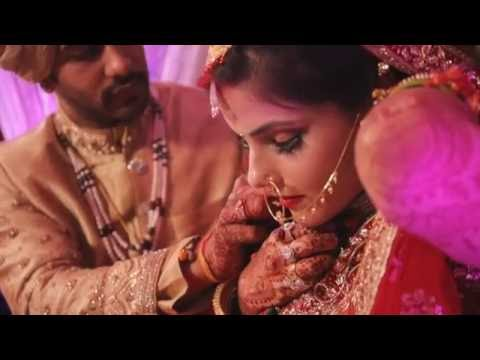 Cinematic Wedding Highlights Video of Arpit & Tanushree.