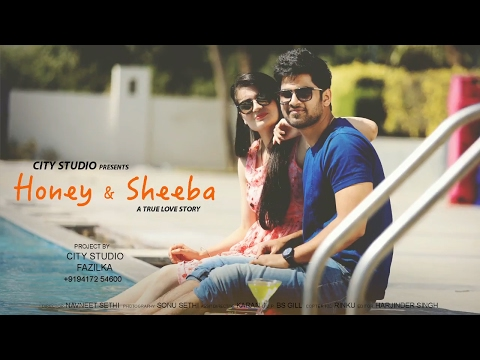 Best Indian Pre Wedding Shoot | Honey & Sheeba | Zindagi | Akhil | LKS