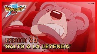 Inazuma Eleven Go Chrono Stones - Episodio 35 español «¡Salto a la leyenda!»