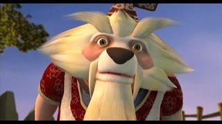 Kung Fu Master of the zodiac - Epizode 3 (cartoon)