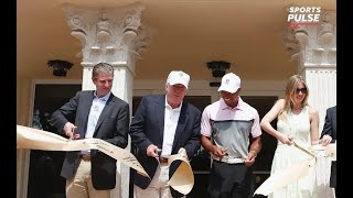 President Trump Honors Tiger Woods With Presidential Award   USA Today Sports