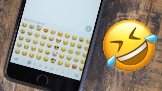 New Emoji are Coming to iOS 10.2!