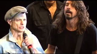 FOO FIGHTERS with DAVID LEE ROTH - Panama 01-10-2015