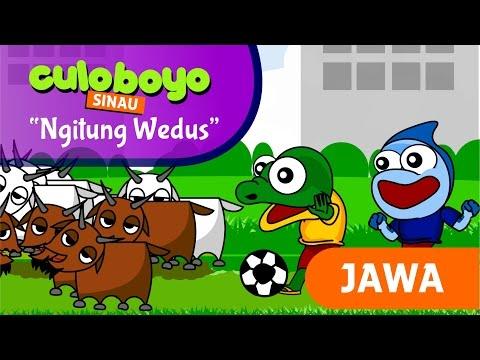 Culoboyo Sinau Ngitung Wedus Versi Jawa