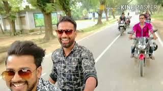 Akta kotha ache banglate | friends tour | Jamalpur Bike Riders | bd fun tv