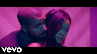 Rihanna - Work [Explicit] (Feat. Drake) (TWO VIDEOS MIXED IN ONE)