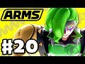 Download Video Download ARMS - Gameplay Walkthrough Part 20 - Dr. Coyle Party and Ranked! 3GP MP4 FLV