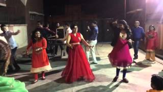 Mehendi Night | Sharang Weds Suvidha