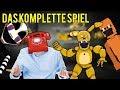 Download Video Download DAS KOMPLETTE SPIEL | Dayshift at Freddy's 2 (Deutsch/German) 3GP MP4 FLV