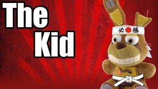 FNAF Plush - The Kid