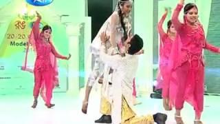 Kanak Chapa episode  Part 04 on Rang RTV 20 20 Colours 2014.