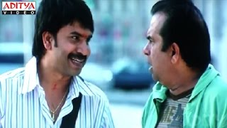 Brahmanandam And Srinivasa Reddy Comedy In Rakhwala Pyar Ka Hindi Movie