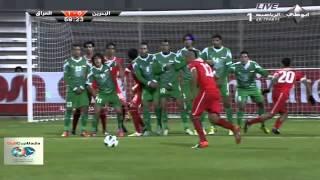 [ملخص] مباراة - العراق و البحرين نصف نهائي كأس خليجي 21