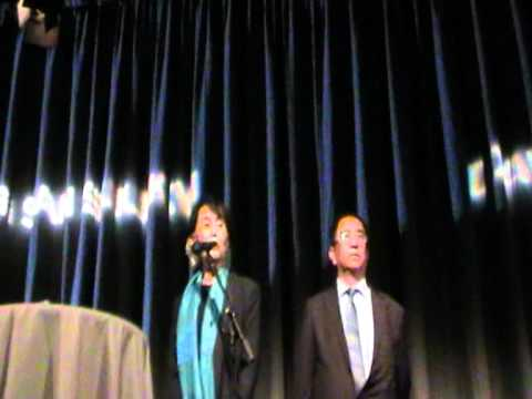 ASSK Speech specially to Burmese People at Nobel Peace Center 2012