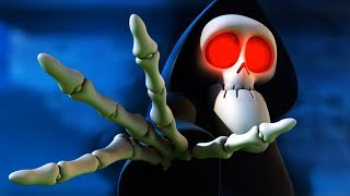 Funny Animated Cartoon   Spookiz   Stop! In The Name of LOVE?!   스푸키즈   Videos For Kids
