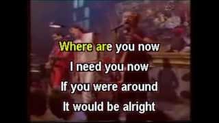 Nazareth   Where are you now   karaoke