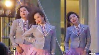 160504 현대백화점 판교점 공연 아이오아이 IOI 최유정 YUM-YUM 직캠