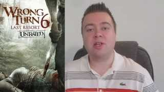 Wrong Turn 6 : Last Resort Movie Review