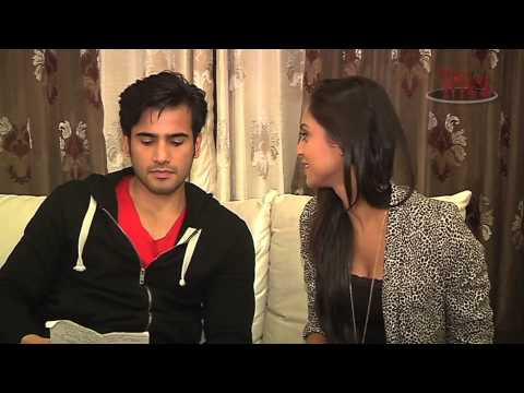 Krystle D Souza I would want to be lockedup in a room with Karan Tacker