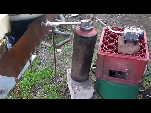 Коптильня холодного копчения с вентилятором своими руками 37