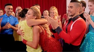 Trisha and the DVD Dance Routine - The People's Strictly: 2015 - BBC One