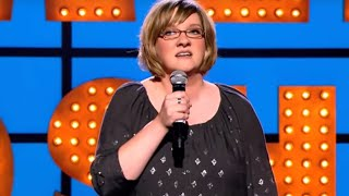 Sarah Millican on Bra Techniques - Michael McIntyre's Comedy Roadshow - BBC Comedy Greats