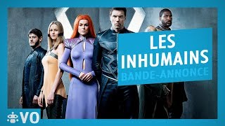 Les Inhumains - Bande Annonce HD - VO