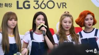 160326 마마무 영등포 G5 체험행사 by 김이병 (Mamamoo G5 hands-on experience event by SoldierMoo)
