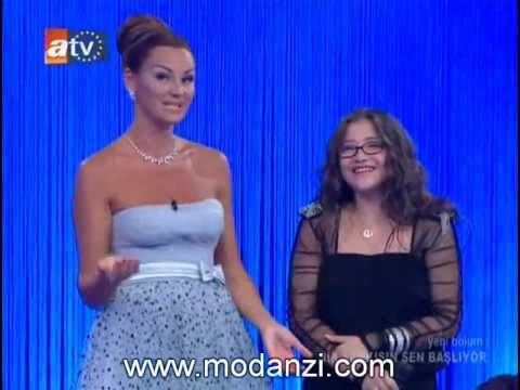 Bir Şarkısın Sen 07.07.2012 Şebnem Keskin Kıyamam modanzi .tr