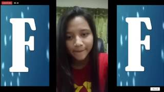 cewek lucu live di fb | wanita imut menggemaskan berbagi video di facebook