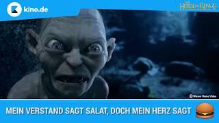 HERR DER RINGE | Synchro-Parodie: Gollum ist auf Diät
