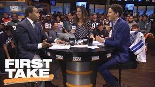 Mollywood: NBA Playoffs, NFL Draft & Richard Sherman   First Take   April 28, 2017