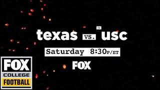 Nightmare: Texas vs. USC | FOX COLLEGE FOOTBALL