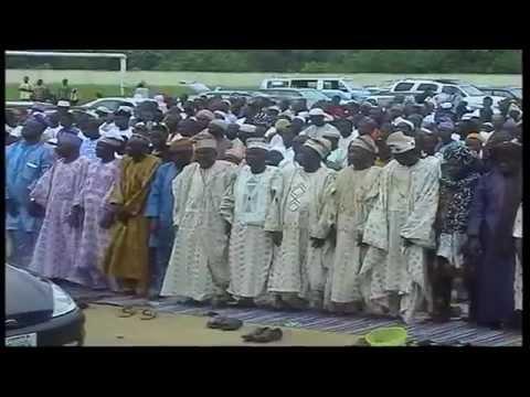 Muslims in Warri, Delta State celebrate Eid-el-Fitri