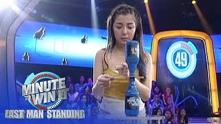 Mouth to Mouth | Minute To Win It - Last Man Standing