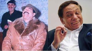 موقف مضحك للفنان عادل امام مع صدام حسين ! ستبكي من الضحك