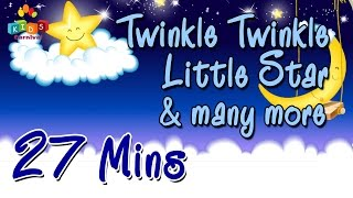 Twinkle Twinkle & More || Top 20 Most Popular Nursery Rhymes Collection