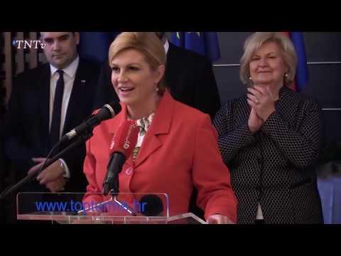 Xxx Mp4 Predsjednica RH Kolinda Grabar Kitarović U Topuskom 3gp Sex