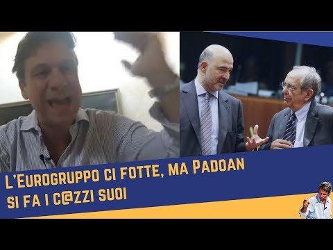 Xxx Mp4 L Eurogruppo Ci Fotte Ma Padoan Tace 20 Feb 2018 3gp Sex