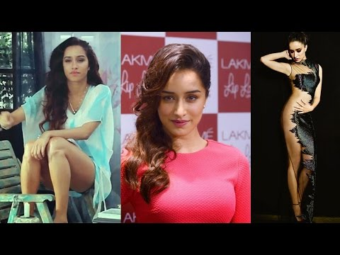 Hot And Sexy Photos Of Shraddha Kapoor !
