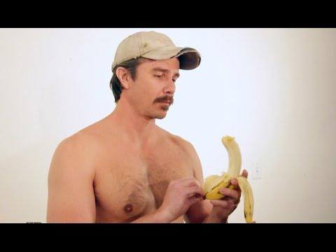 Xxx Mp4 Do Straight Guys Eat Bananas The Same Way As Gay Guys 3gp Sex